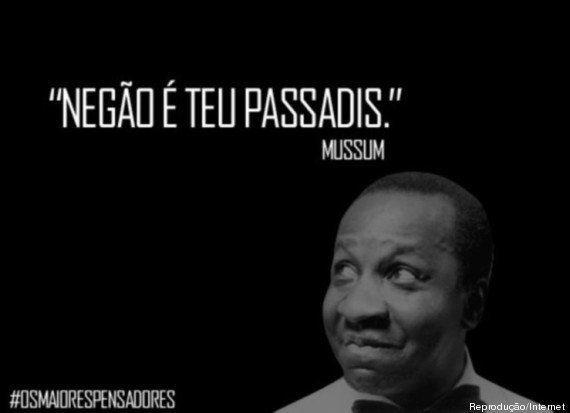 Mussum: 6 curiosidades sobre o trapalhão mais carismático da TV brasileira