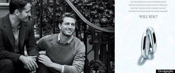 Marketing e inclusão: Publicidade da Tiffany's contempla casais