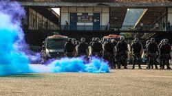 Agentes do FBI ensinaram aos policiais do Brasil como conter protestos na