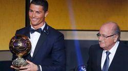 Bola de Ouro: Cristiano Ronaldo é eleito o melhor jogador de