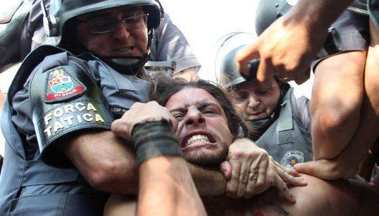 FOTOS: Protestos, confrontos entre PM e manifestantes, black blocs e