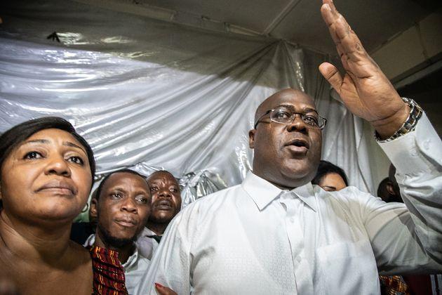 RDC: L'opposant Tshisekedi proclamé vainqueur contesté dans la
