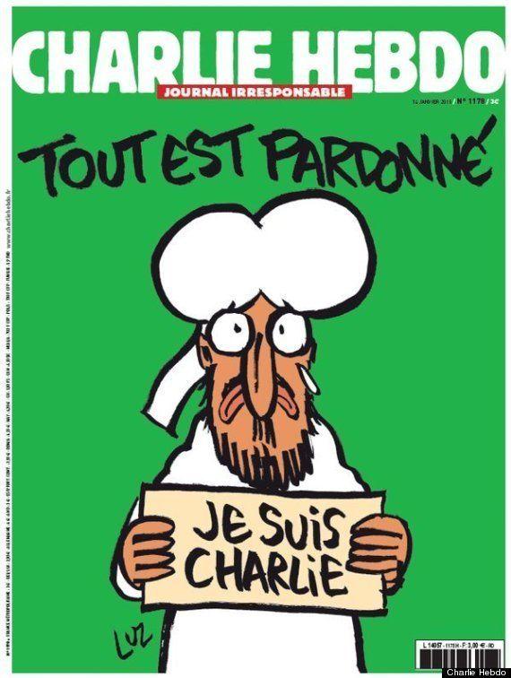 Charlie Hebdo divulga capa de sua próxima edição e aumenta tiragem para 3 milhões