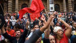 Reintegração de posse levou MTST às ruas de São Paulo nesta
