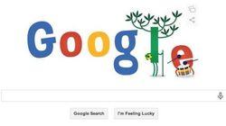 HAHAHAHA: novo Doodle do Google tira sarro com o homem-árvore