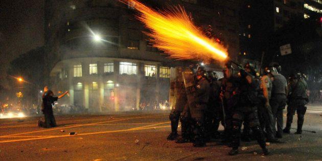 Repressão, sangue e R$ 0,20: o mais emblemático protesto de 2013 em SP completa um ano nesta
