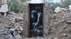 Palestino se sente enganado após vender obra de Banksy por 175
