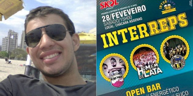 Coma alcoólico foi a causa da morte do estudante Humberto Moura Fonseca em festa de alunos da Unesp de