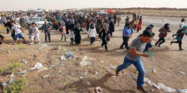 Centenas de mortos e 300.000 refugiados: Iraque vive pior crise desde saída dos Estados Unidos do