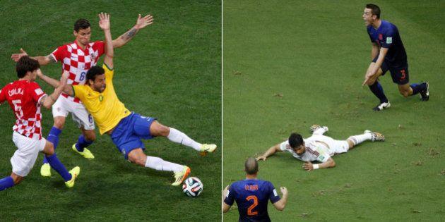 Erros de arbitragem na Copa: Fifa pede respeito aos árbitros. E o respeito ao