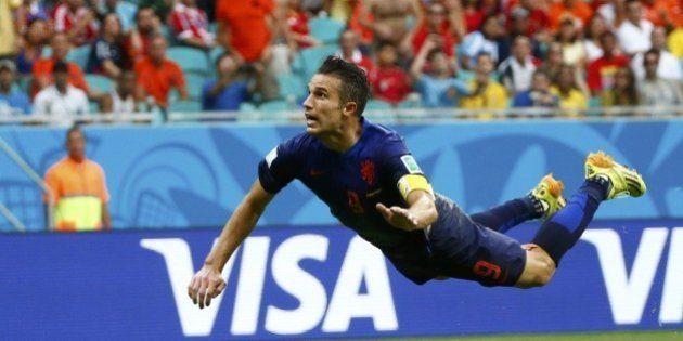 Copa 2014: Revanche histórica da Holanda surpreende o