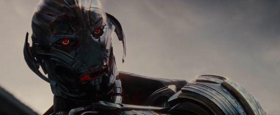 Ultron mostra que não está para brincadeira no novo trailer de Vingadores