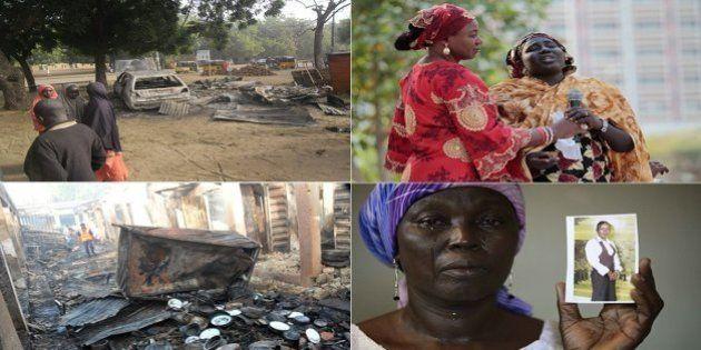 Na mesma semana em que 17 pessoas morreram em Paris, 2.000 morreram na Nigéria. E ninguém falou