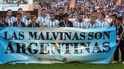 Por Malvinas, Fifa pode punir seleção