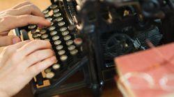 Escrever ou não escrever: o desafio que é viver de