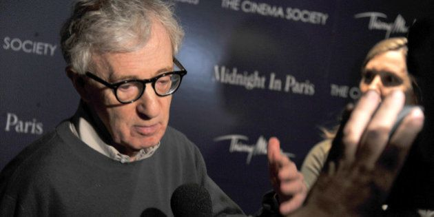 Woody Allen fará sua primeira série: 'Não tenho ideias e não sei por onde