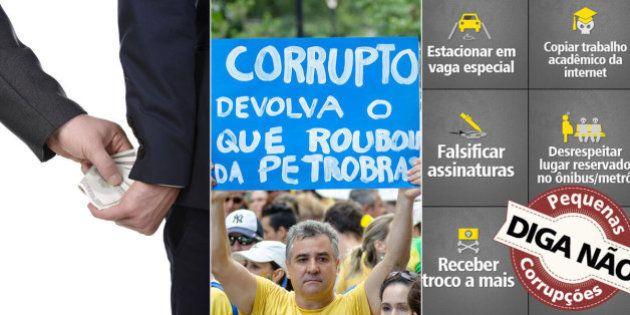 'Jeitinho brasileiro', senso de impunidade e individualismo movem tanto escândalos como o da Petrobras...