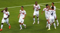 Uruguai é derrotado pela Costa Rica e prova seu