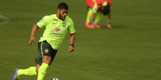 Copa 2014: Hulk sente lesão, abandona treino mas diz que joga contra o