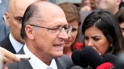 Alckmin admite pela 1ª vez racionamento de água em São