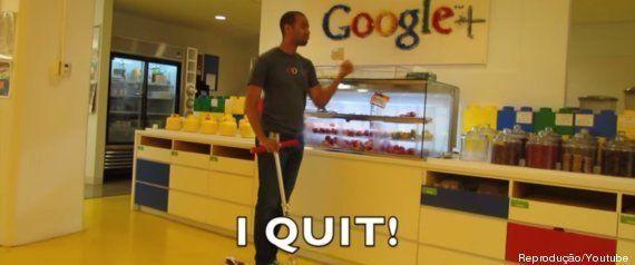 A banalização da demissão: funcionário do Google anuncia demissão por