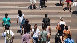 Lei que obriga motorista a parar na faixa em Brasília chega à