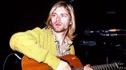 Mau gosto do dia: carta de suicídio de Kurt Cobain virou estampa de