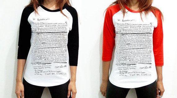 Camiseta que estampa bilhete de suicídio de Kurt Cobain é alvo de críticas e sai de