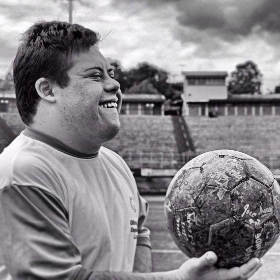 A Tocha Olímpica do Futebol
