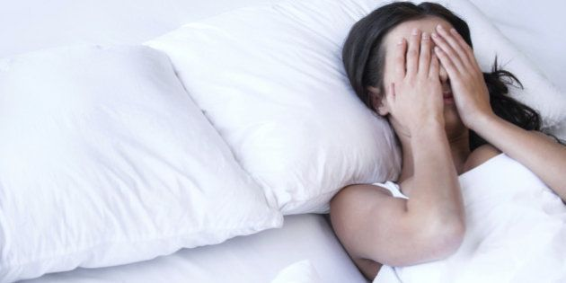 O que acontece com seu corpo quando você não dorme o