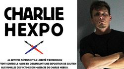 Brasileiro participa de exposição que homenageia mortos no ataque à Charlie