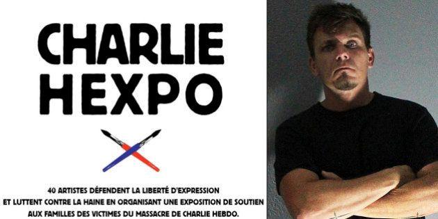 'Charlie Hexpo: exposição que homenageia mortos no Charlie Hebdo' terá brasileiro entre os artistas