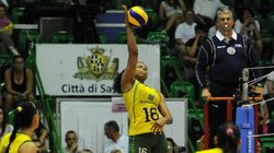 Brasil vence China e larga bem no Grand Prix de vôlei
