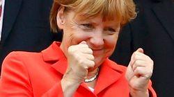 Sobrou para Merkel no jogo Alemanha x