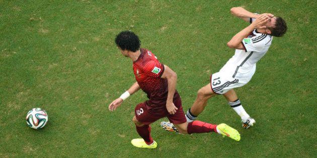 Copa 2014: Müller fala sobre expulsão de Pepe e mais confunde do que