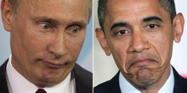 Pelo segundo ano seguido, Vladimir Putin supera Barack Obama na lista dos mais poderosos do
