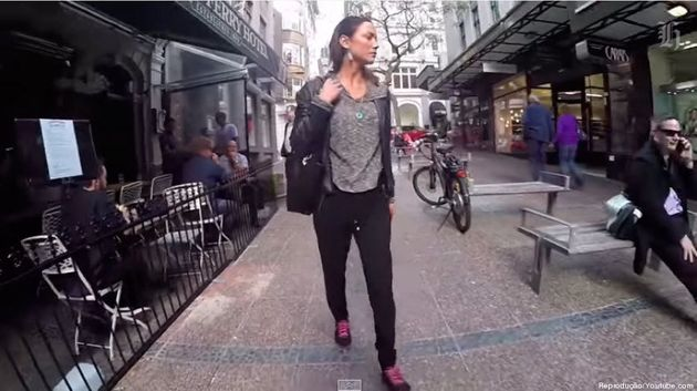 Mulher é assediada apenas duas vezes ao andar pelas ruas de cidade na Nova Zelândia