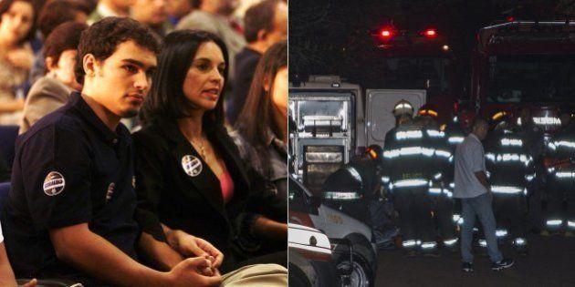 Thomaz Alckmin, filho do governador de São Paulo, morre em acidente de helicóptero em