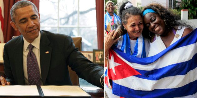 Estados Unidos facilitarão viagens para Cuba a partir de amanhã