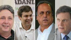 No Rio, votos brancos e nulos superam preferência pelos 5