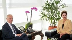 Vice Joe Biden: Brasil mostra 'liderança' na governança da