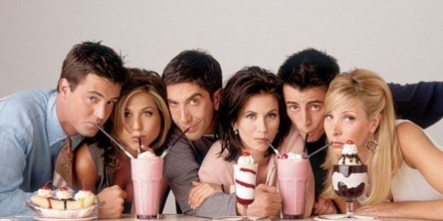 Artistas recriam episódios de 'Friends' situados no