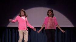 MA-RA-VI-LHO-SA! Michelle Obama está de volta com novos passos de