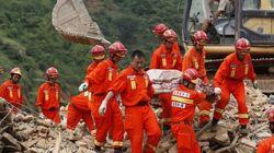 ASSISTA: Número de mortos de terremoto na China sobe para