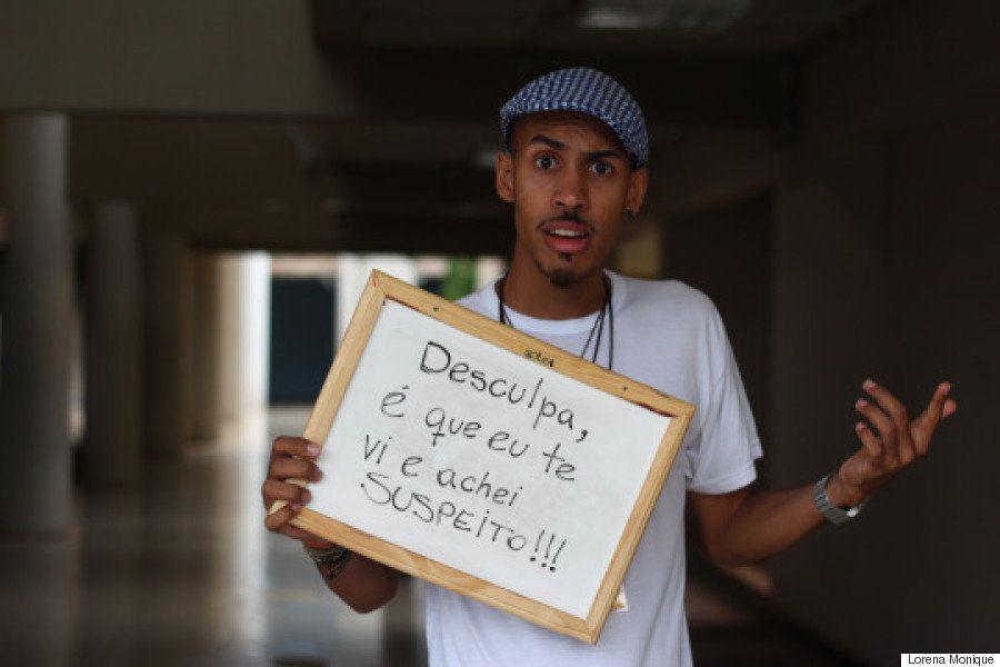 'É como andar em um campo minado', diz estudante que criou campanha contra o racismo na UnB
