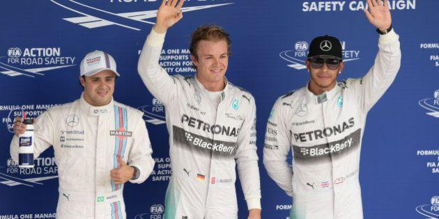 GP do Brasil de F1: Hamilton e Rosberg tentam se aproximar de título em circuito