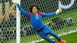 Goleirão mexicano garante empate contra a Seleção Brasileira na Arena