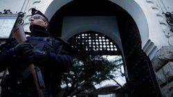 Polícia prende 12 suspeitos de envolvimento com ataques a