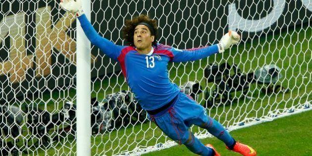 Brasil x México: goleiro mexicano garante o empate com brasileiros em
