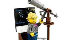 As fãs pediram, e a Lego finalmente fez um brinquedo bacana para as